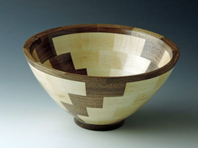 Basics of Segmented Wood Turning